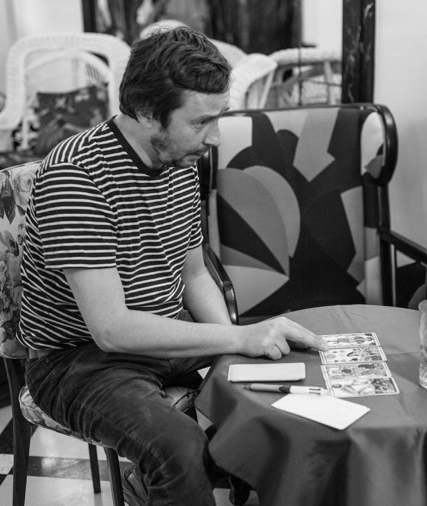 Arnaud Malherbe - Tarologue